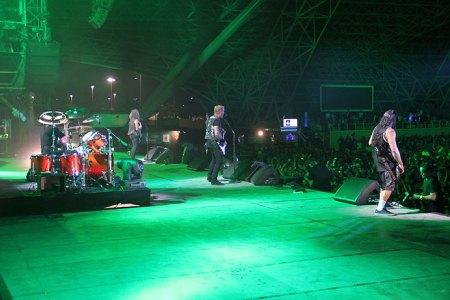 Foto-foto Konser Metallica