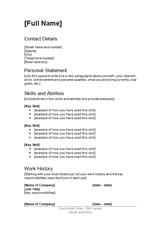 sample cover letter cv resume application letter cv