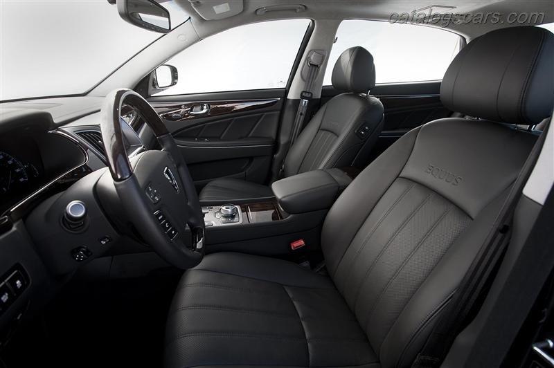صور سيارة هيونداى اكيوس 2013 - اجمل خلفيات صور عربية هيونداى اكيوس 2013 - Hyundai Equus Photos Hyundai-Equus-2012-29.jpg