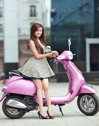 piagio pink