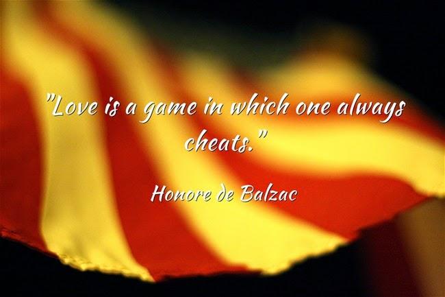 Tình yêu là trò chơi mà ai cũng gian lận