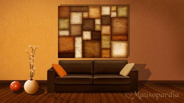 mausopardia wandbilder f r ein gem tliches zuhause in wohnlichen farben. Black Bedroom Furniture Sets. Home Design Ideas