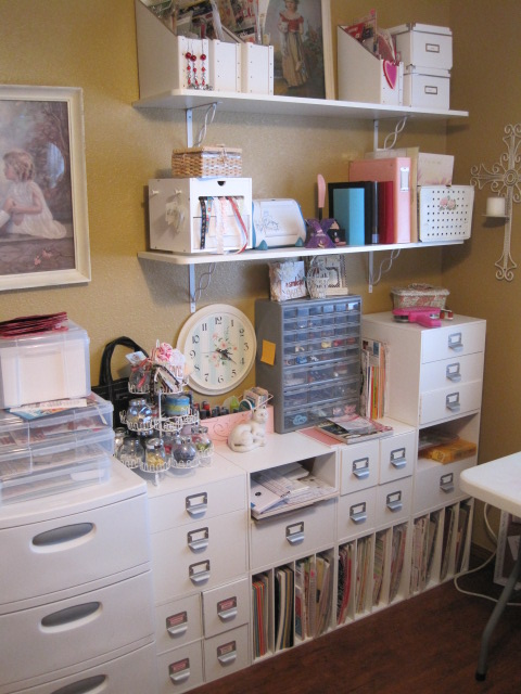 Cherished treasures rearranging my craft room again for Rearrange my room