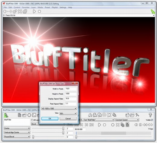 free project blufftitler - YouTube