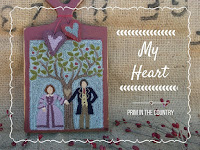 My Heart Punch Needle Pattern $5.00