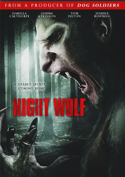 Filme Poster Night Wolf DVDRip XviD &amp; RMVB Legendado