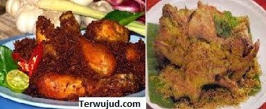 Ayam Goreng Berbumbu