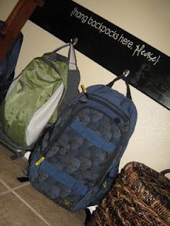 Backpack Hangout