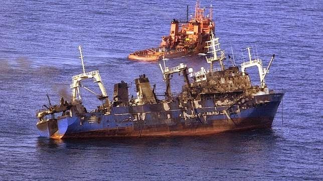 emergencia contaminación marina Canarias