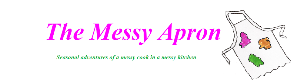 The Messy Apron