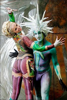 The World Bodypainting Festival 2011 photos