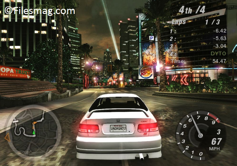 Need for Speed Underground 2 Full Game Download