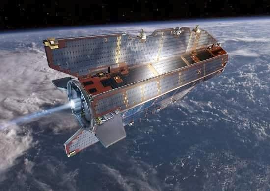 Sonda espacial GOCE por pouco não cai sobre o Brasil