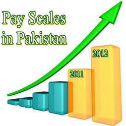 Pay Scales in Pakistan