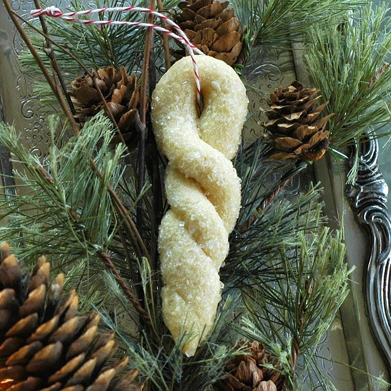 Icicle Christmas Cookies