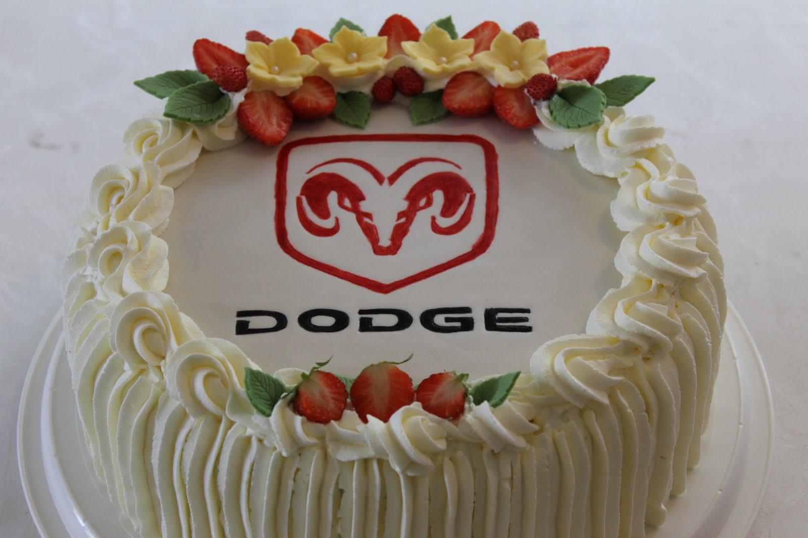 Dodge-täytekakku