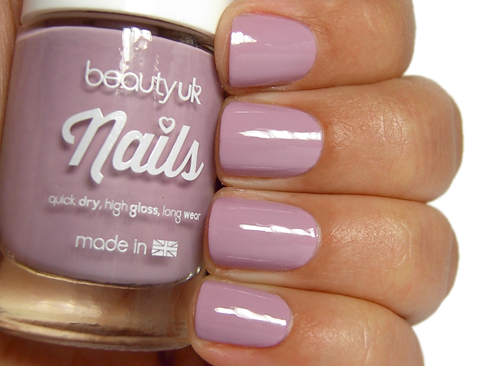 Beauty UK Nails - Lady Lavender