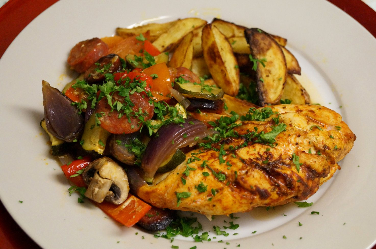 Jenny Eatwell's Rhubarb & Ginger: Paprika Chicken ...