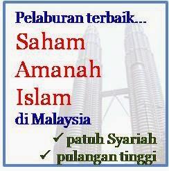 Pelaburan Unit Amanah Islam