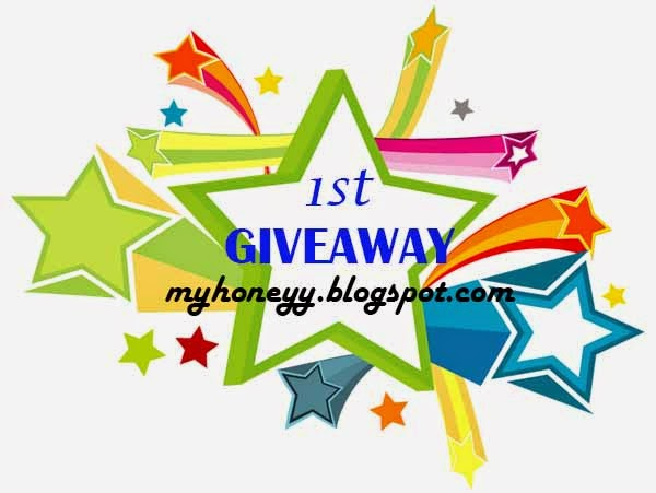 http://myhoneyy.blogspot.com/2015/02/1st-giveaway.html
