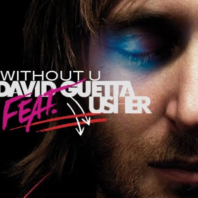 Single Cover: David Guetta feat. Usher - Without You