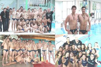 Cascais três vezes Campeão nacional esta época em polo aquático