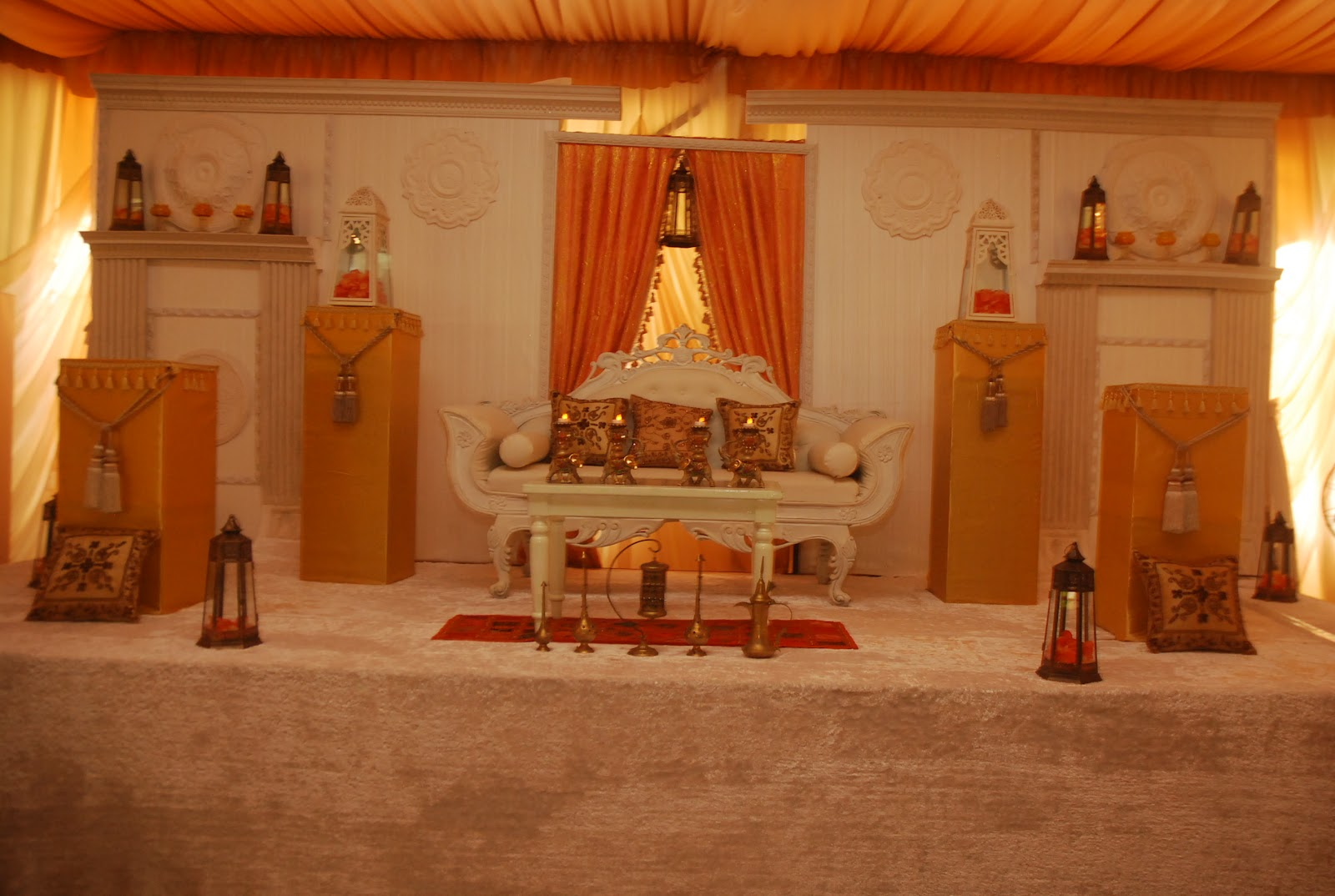 AQUARIAN TOUCH EVENTS NG MOROCCAN THEMED WEDDING DECOR