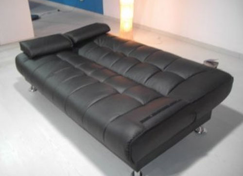contemporary futon sofa bed
