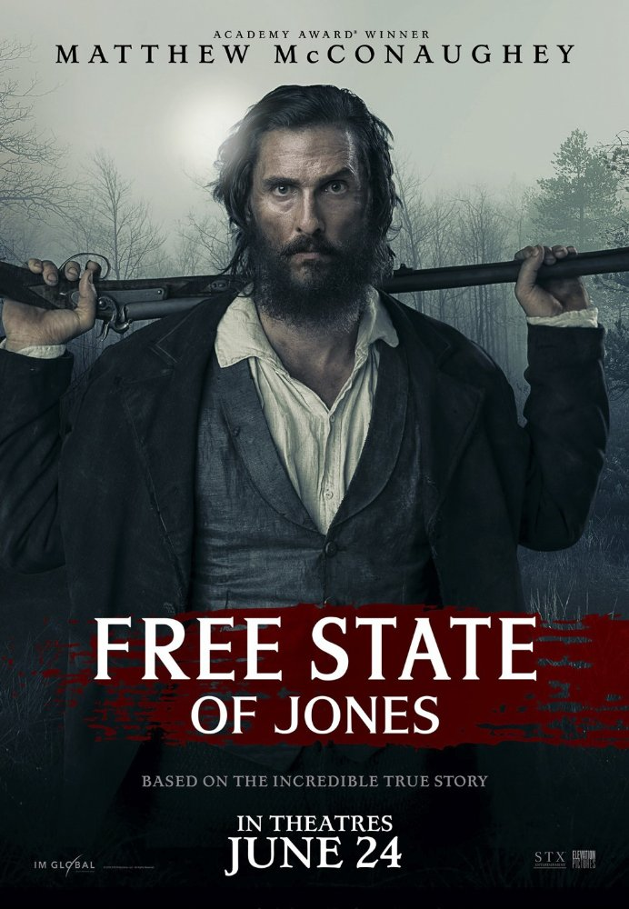 Nonton Free State of Jones (2016)