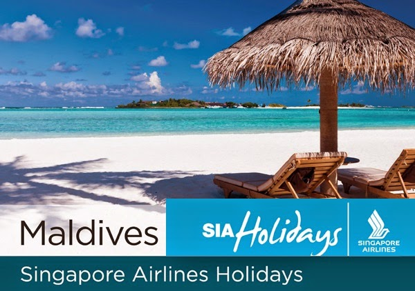 Singapore Airlines Holidays Offers $400 Off To Maldives