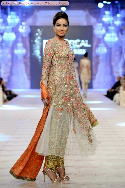 Sania Maskatiya Fancy Formal Suit Collection 2014