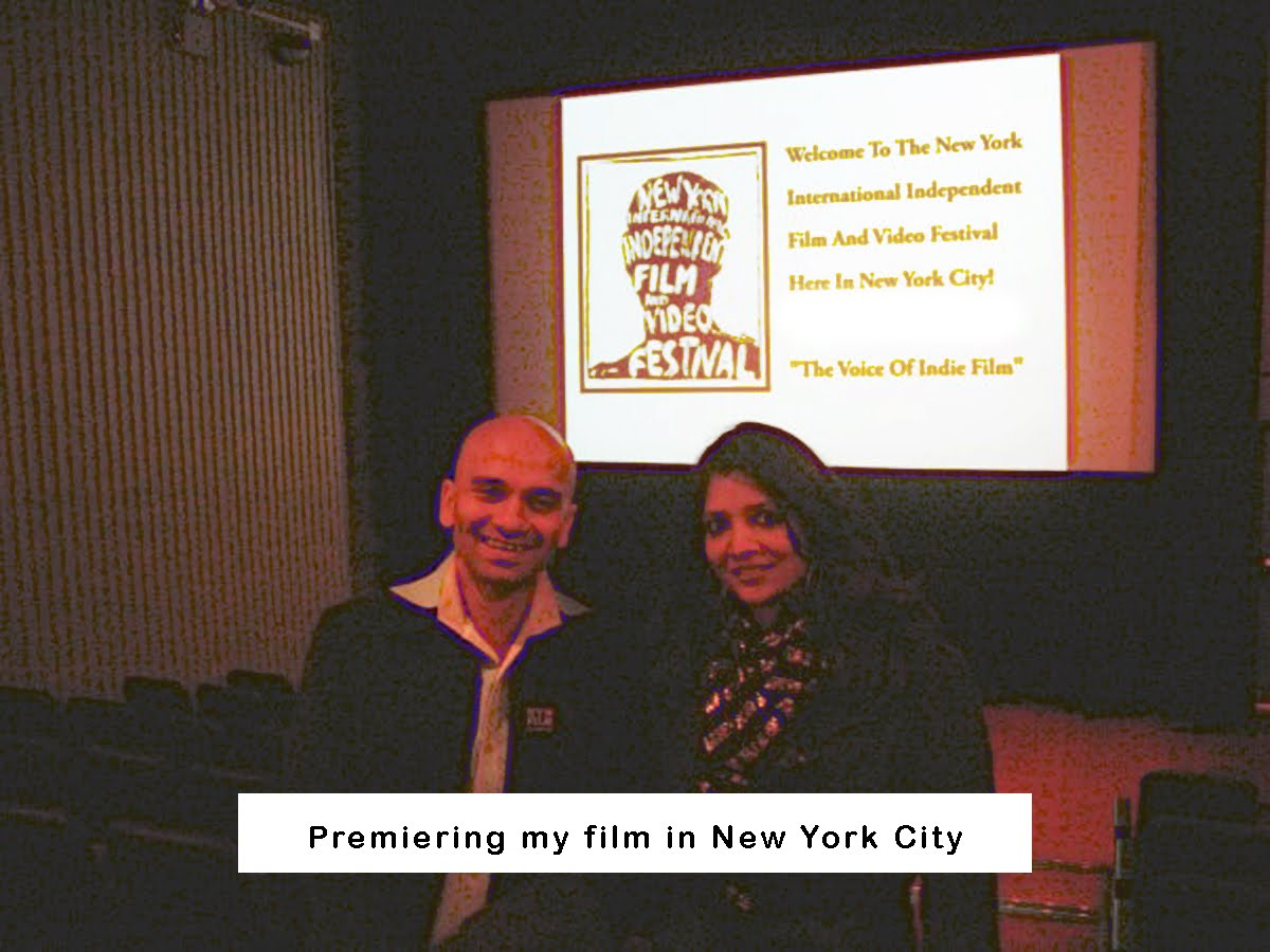 Film Premier in New York City