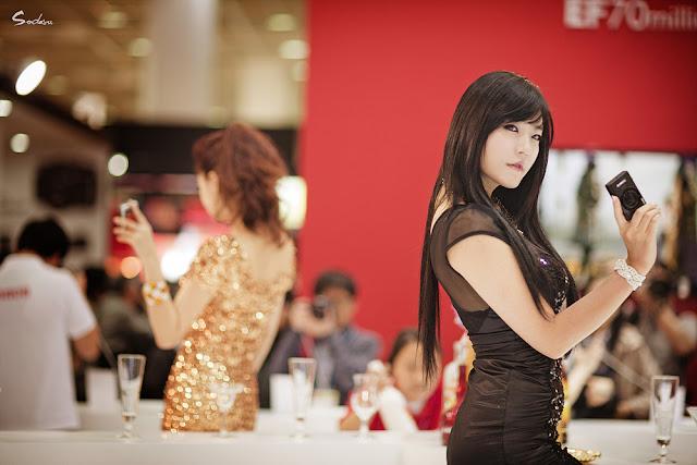 1 Yook Ji Hye - P&I 2012-very cute asian girl-girlcute4u.blogspot.com
