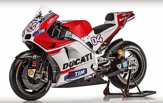 Ducati Desmosedici GP15