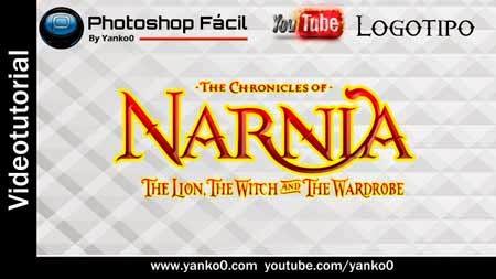 videotutorial, logo, Narnia, yanko0