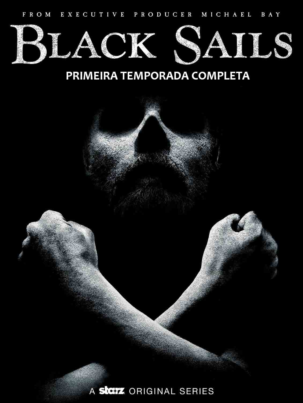 Black Sails 1ª Temporada Torrent - WEB-DL 720p Dual Áudio