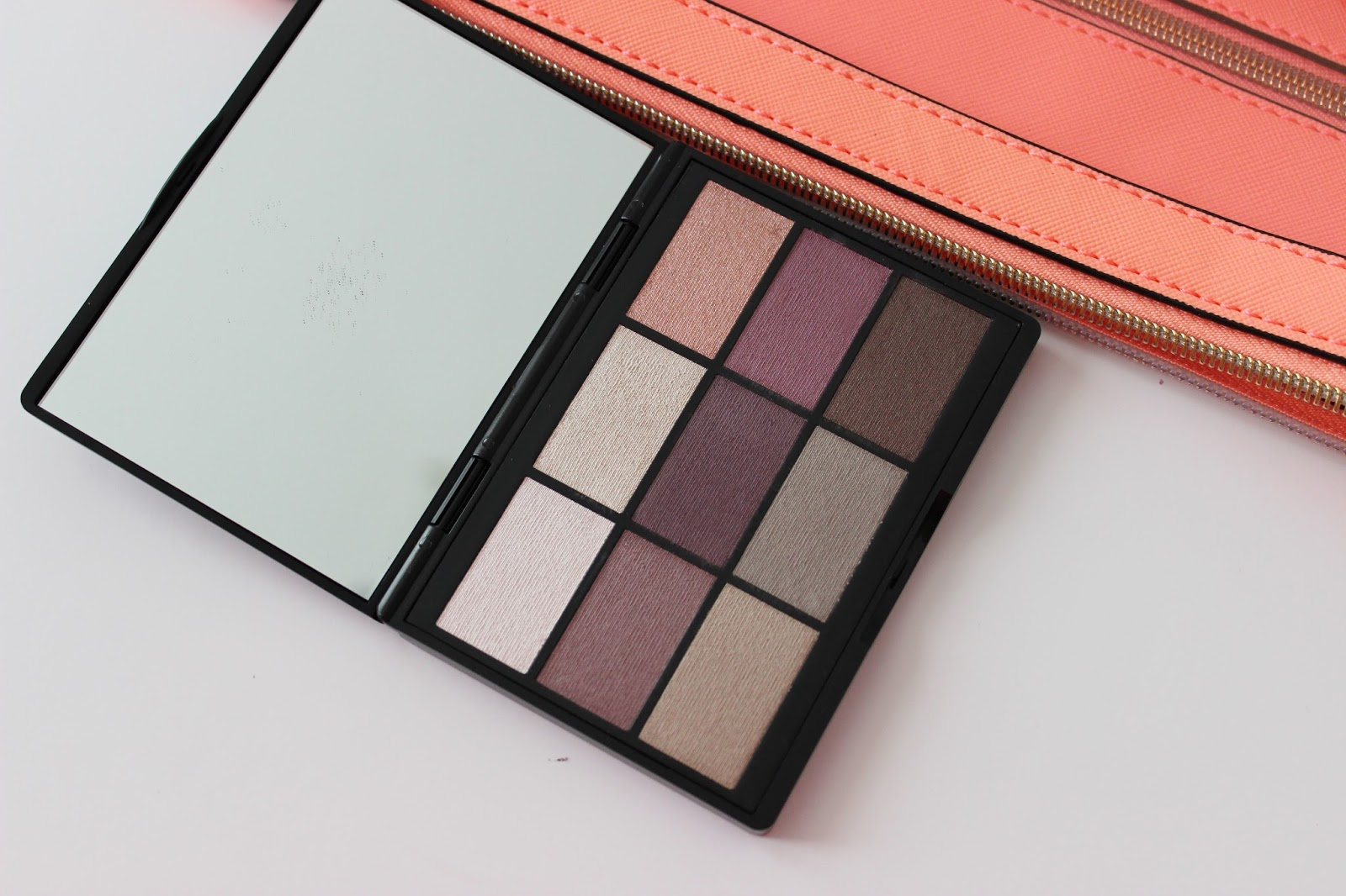 GOSH to enjoy in New York eye shadow palette