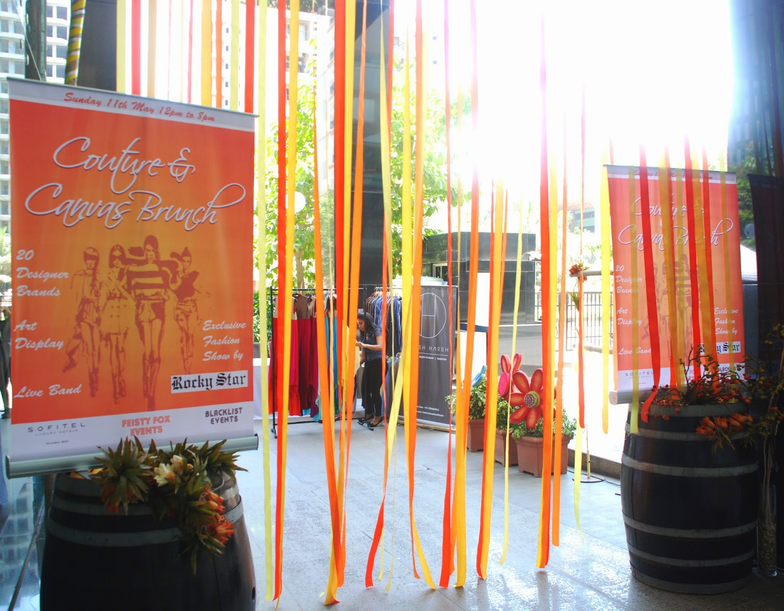 Couture & Canvas Brunch at Sofitel,BKC by Feisty Fox Events