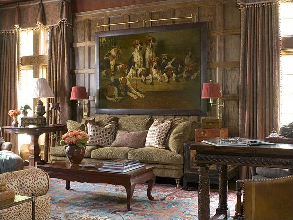 Old World Living Room Design Ideas Part 21