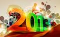 Feliz Año Nuevo con mis mejores deseos para todos ustedes