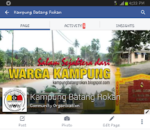 Page Kampung Batang Rokan