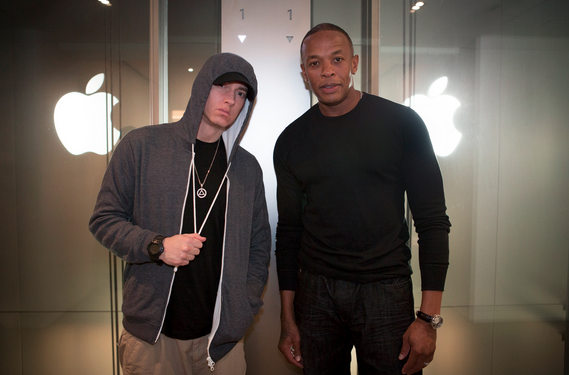 DR DRE TO START RADIO SHOW EXCLUSIVELY ON APPLE MUSIC The Pharmacy
