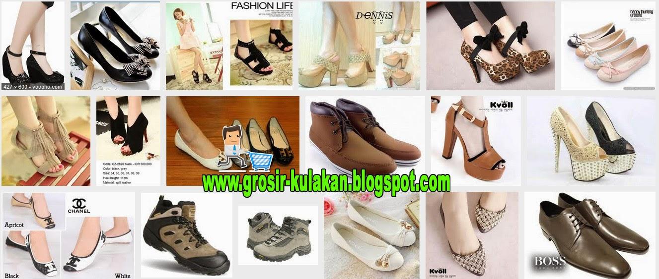 Distributor Sepatu Import
