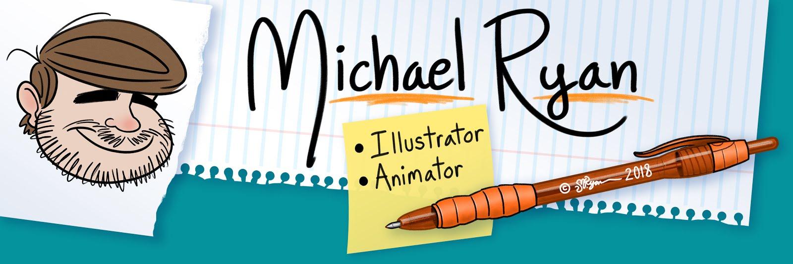 The Art of Michael Ryan