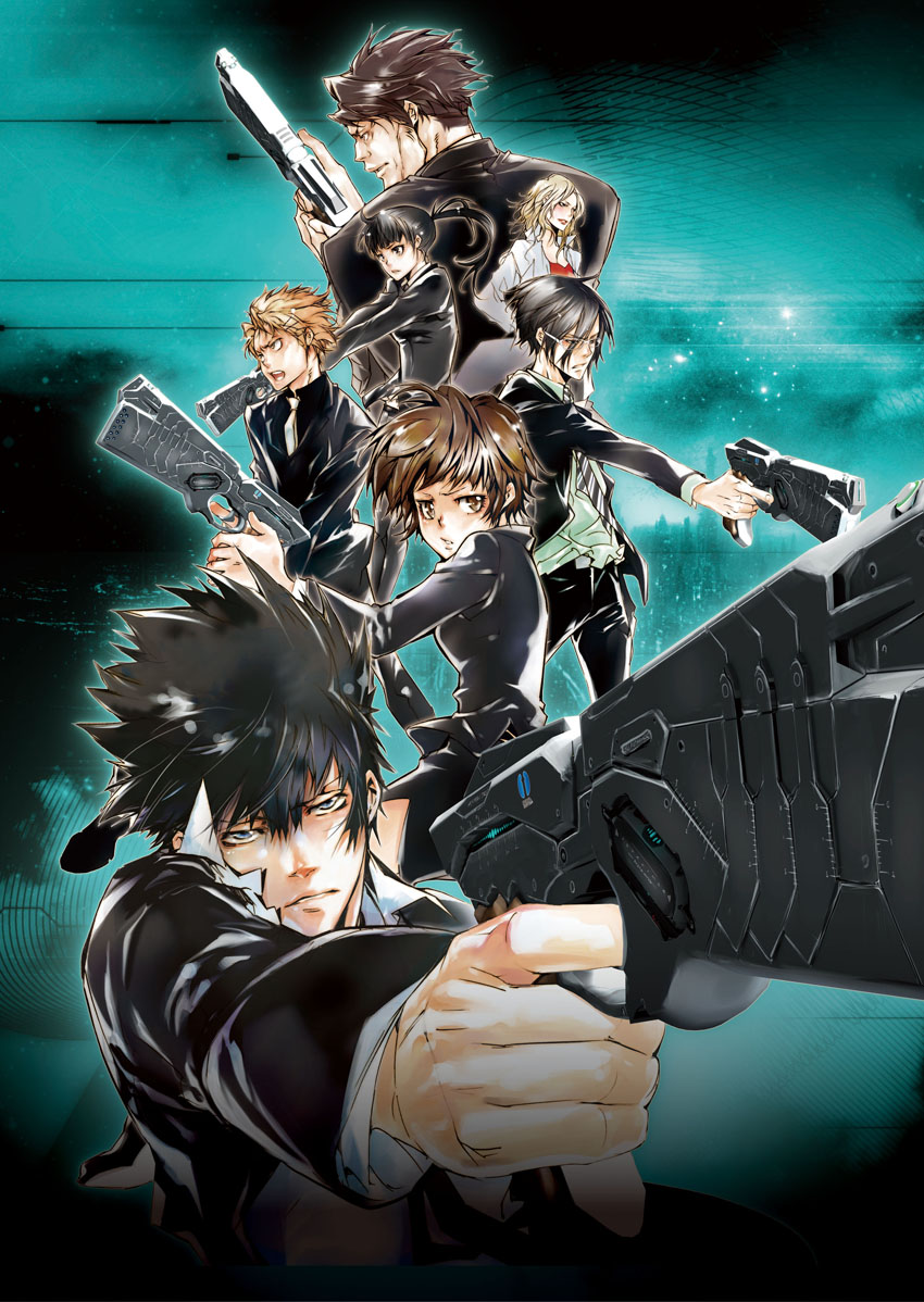 Psycho – Pass [ Subtitle Indonesia ] Completed