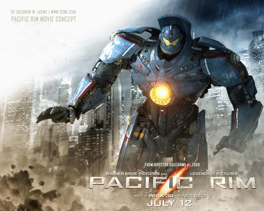 Pacific Rim (Film/Movie) Review