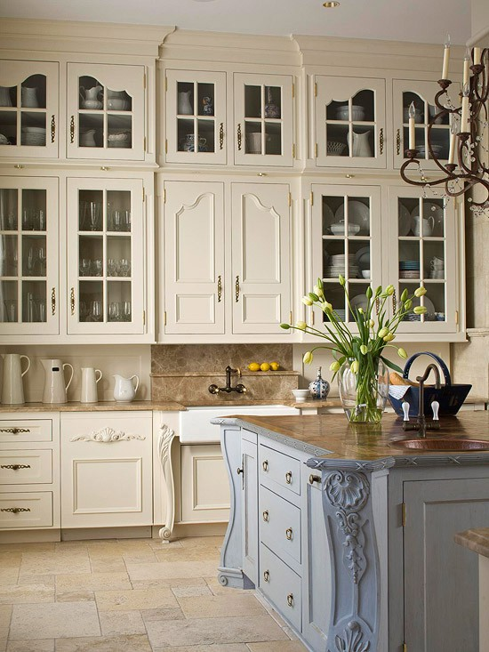 C.B.I.D. HOME DECOR and DESIGN: HOW TO PAINT KITCHEN CABINETS