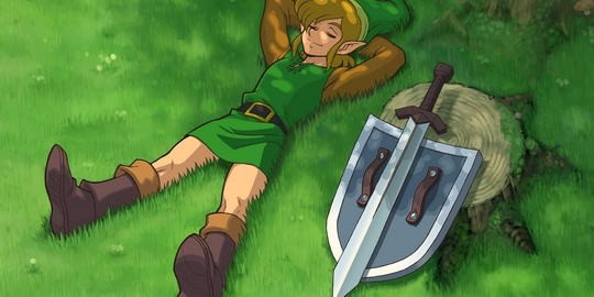 Actu Manga, Critique Jeux Vidéo, Critique Manga, Jeux Video, Manga, Shonen, Soleil Manga, The Legend of Zelda, The Legend of Zelda : A Link to the Past,