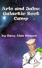 'Arlo and Jake: Galactic Boot Camp' on Amazon