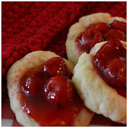 Cherry Delight Cookies